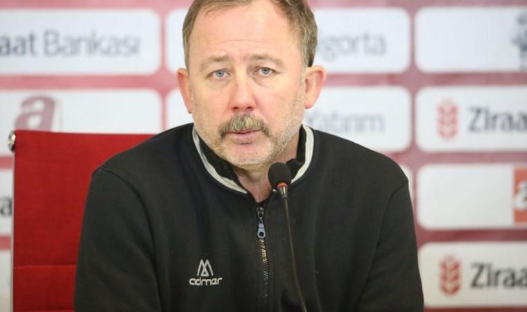 Sergen Yalçın Beşiktaş için stada geliyor!