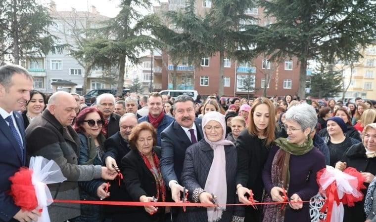 Merzifon'a Atatürk'ün evinin aynısı yapıldı
