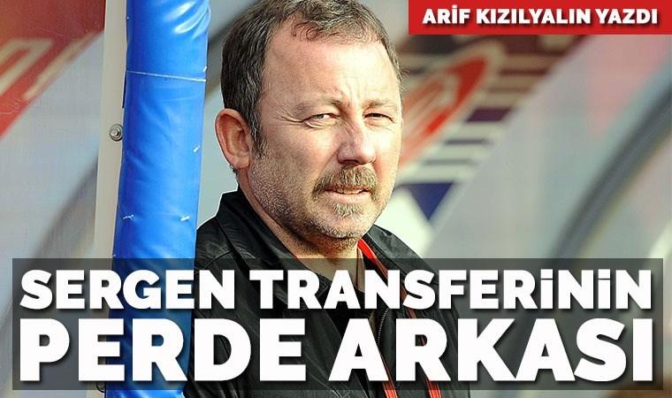 İşte Sergen Yalçın-Beşiktaş pazarlığının perde arkası: Para değil, süre!