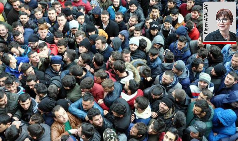 Türk gençliği için en büyük sorun 'yoksulluk ve eşitsizlik'