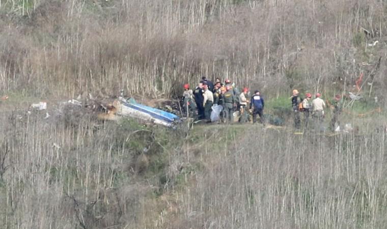 Kobe Bryant: 'Pilot kazadan hemen önce yükselmeye çalıştı'