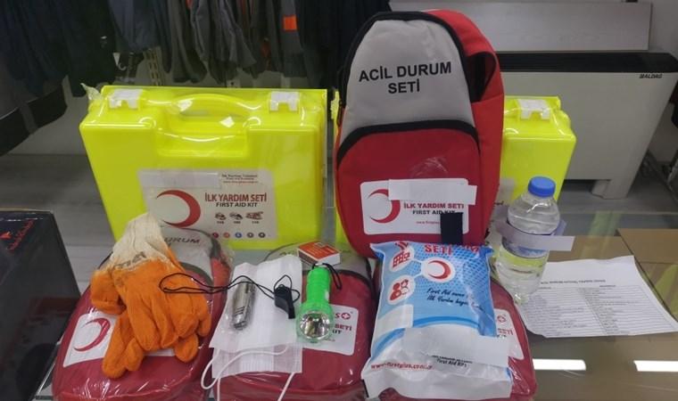 Deprem çantalarına talep arttı! İşte fiyatları