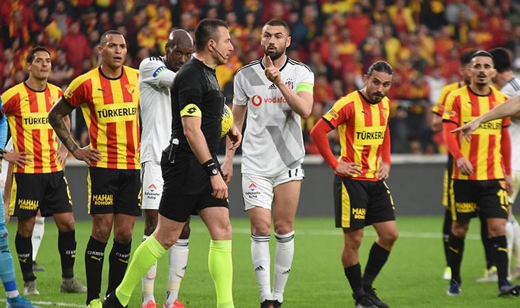 Beşiktaş TFF'ye başvurdu! Müsabaka tekrar mı oynanacak?