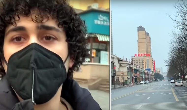 Çin'de yaşayan Türk öğretmen 'koronavirüs' ile ilgili gelişmeleri anlattı