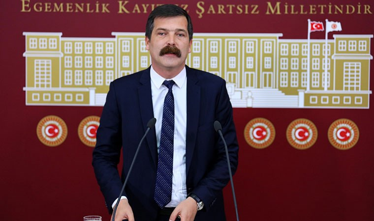 Erkan Baş: Millet can derdinde, iktidar saray!