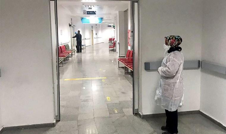 Koronovirüs önlemi: Özel odalar oluşturuldu