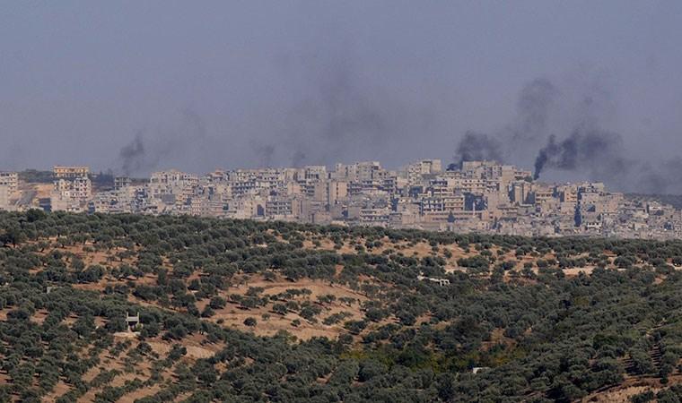 Suriye ordusu İdlib'in kritik noktasına girdi! MSB: En sert şekilde karşılık verilecek