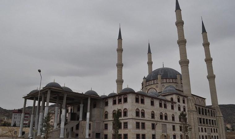 Nevşehir'de Külliye için yarım milyon
