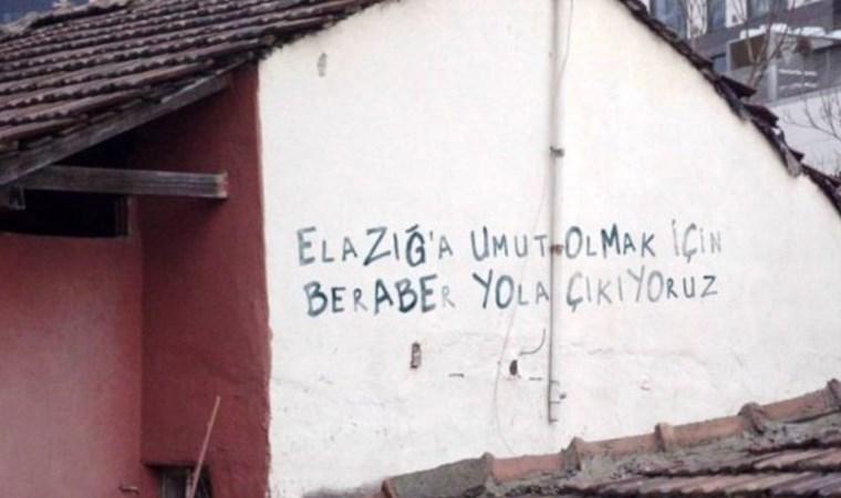 Çukur, Elazığ'ı unutmadı