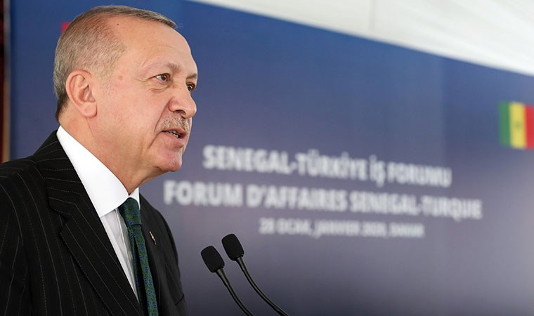Erdoğan'dan deprem vergileri açıklaması