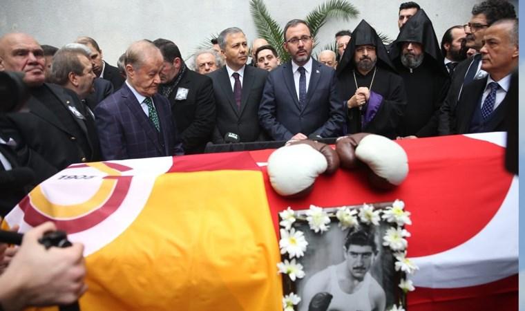 """""""Demir Yumruk"""" lakaplı Garbis Zakaryan: Beni Türk bayrağı ile gömün"""