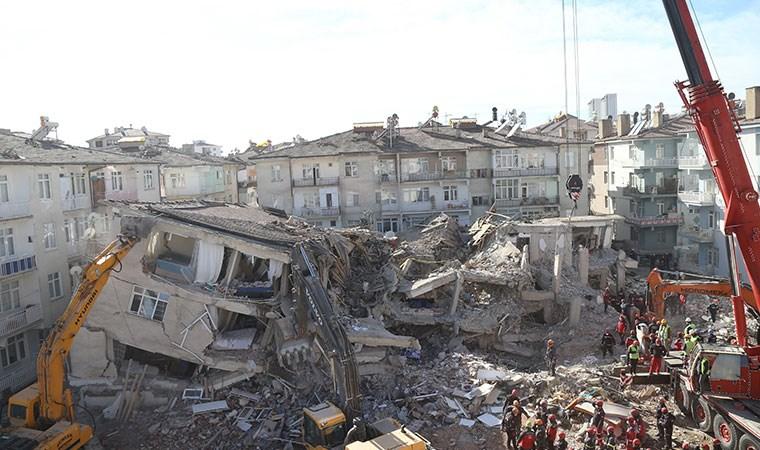 AFAD'dan Elazığ ve Malatya depremi sonrası yeni açıklama