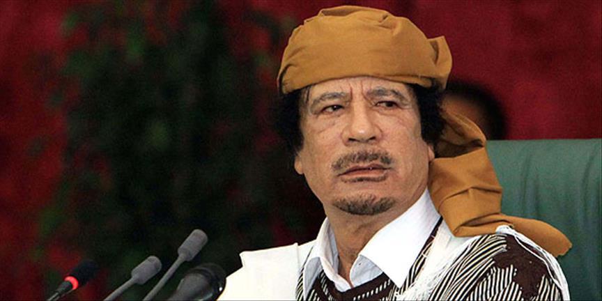 Libya'nın devrik lideri Kaddafi'nin kayıp serveti Türk çiftte bulundu