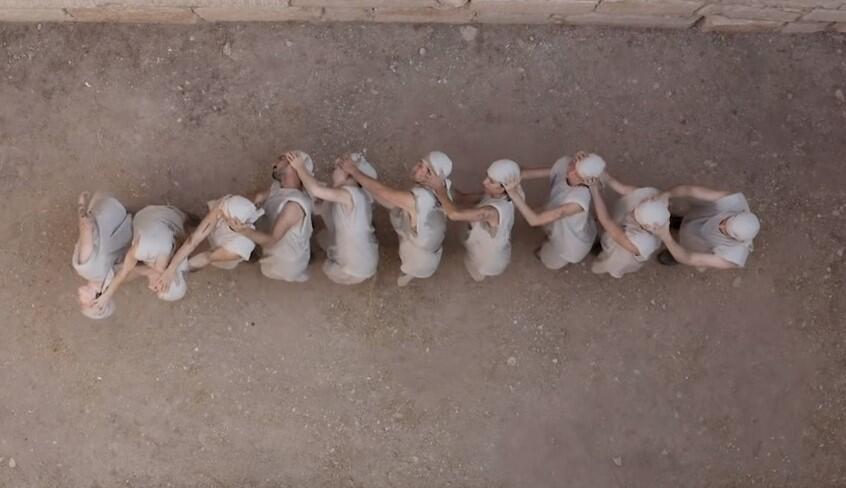 Mabel Matiz, 'Toy' klibinin çekimlerinde aç-susuz bırakılan dansçılara  ilişkin açıklama yaptı