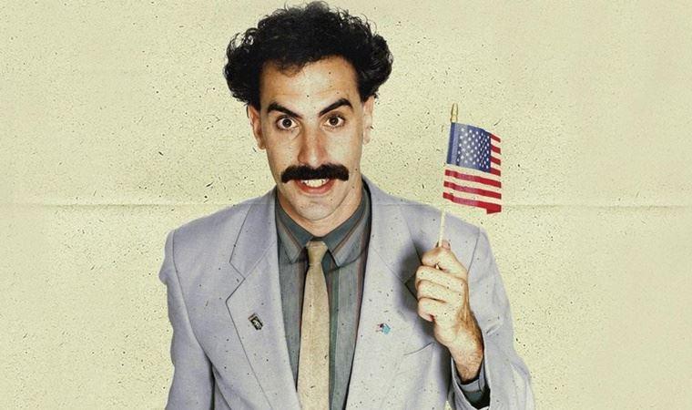Trump'ın avukatı Giuliani, 'Borat' filminde ellerinin pantolonu içinde görüldüğü sahne için 'Gömleğimi düzeltiyordum' dedi
