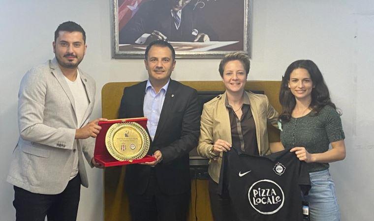 Altay kadın takımından Beşiktaş ziyareti