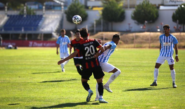 Yozgatspor 1959 kupada üst tura yükseldi