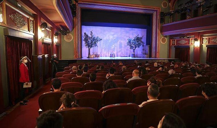 Kültür ve Turizm Bakanlığı, Devlet Tiyatroları sahnelerinin özel tiyatroların kullanımına tahsis edileceğini açıkladı