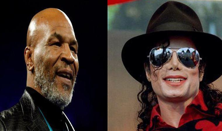 Michael Jackson, Mike Tyson'ı görmezden gelmiş: 'Egomu darmadağın etti'