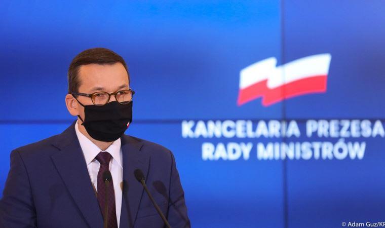 Polonya'nın tamamı kırmızı bölge kapsamına alındı