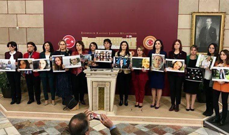 CHP'li kadın milletvekillerinden 'nafaka' önergesi