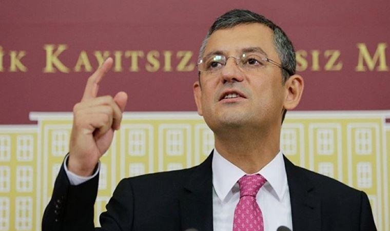 CHP Grup Başkanvekili Özel: Sorunları bölünerek değil birleşerek aşacağız