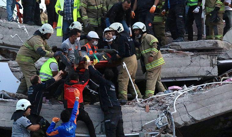 Kandilli Rasathanesi'nden İzmir'deki depreme ilişkin kritik açıklama