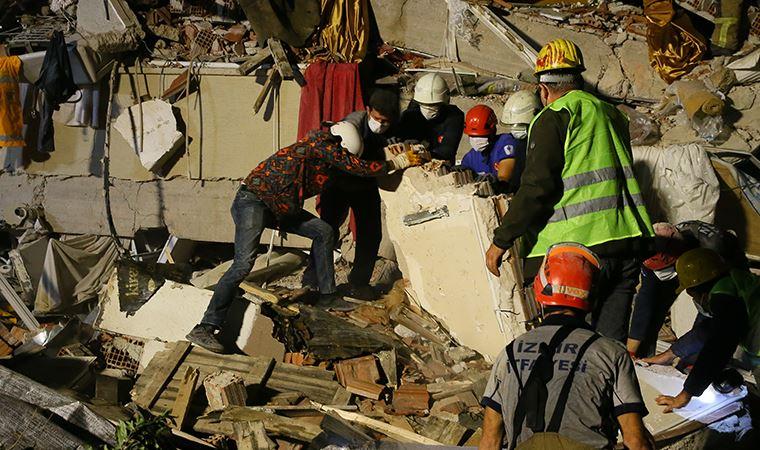 İzmir Tabip odası Genel Sekreteri Nuri Seha Yüksel'in eşi ve iki çocuğu depremde yaşamını yitirdi