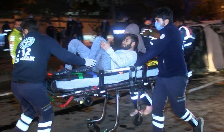 Şişli'de kaza; 4 yaralı