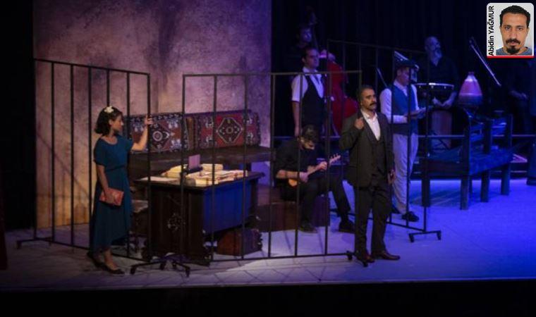 Mersin Şehir Tiyatrosu perdelerini Nâzım Hikmet'le açtı