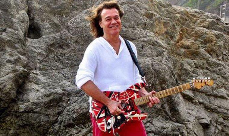 Rock müziğin ünlü gitaristi Eddie Van Halen yaşamını yitirdi