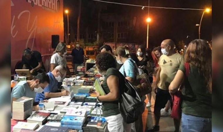 'Edebiyat Otobüsü' şehir şehir gezmeye devam ediyor