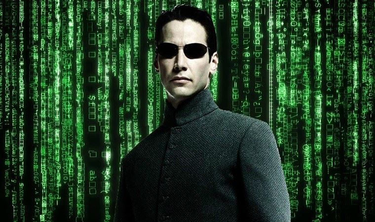 'Matrix kodları'nın sırrı çözüldü: Suşi tarifiymiş