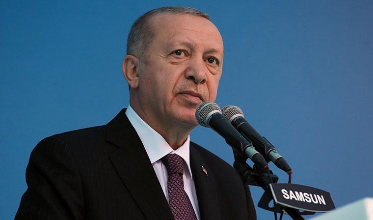 Erdoğan'ın 'seçim' konuşması sosyal medyada tepki çekti