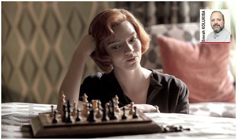Satrancı yeniden sevdiren kadın: 'The Queen's Gambit'