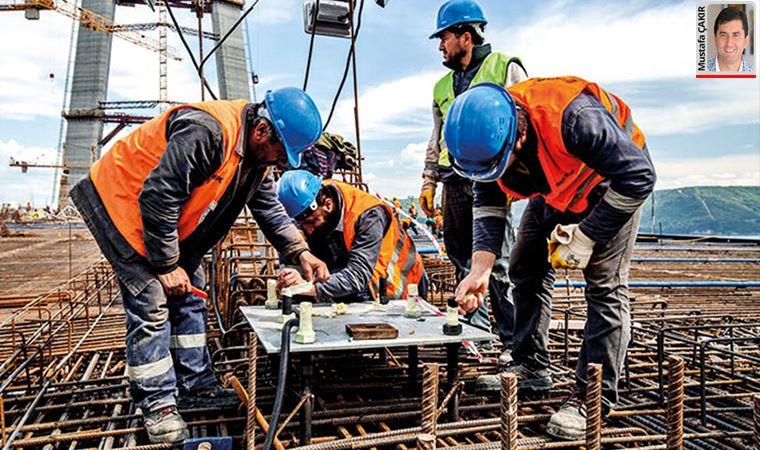 Kamuda 400 bin işçi için yeni dönem