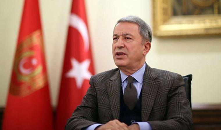 Bakan Akar'dan Dağlık Karabağ'da ortak merkez açıklaması: İnşaatı yapılıyor, çok kısa sürede arkadaşlarımız görev yapacak