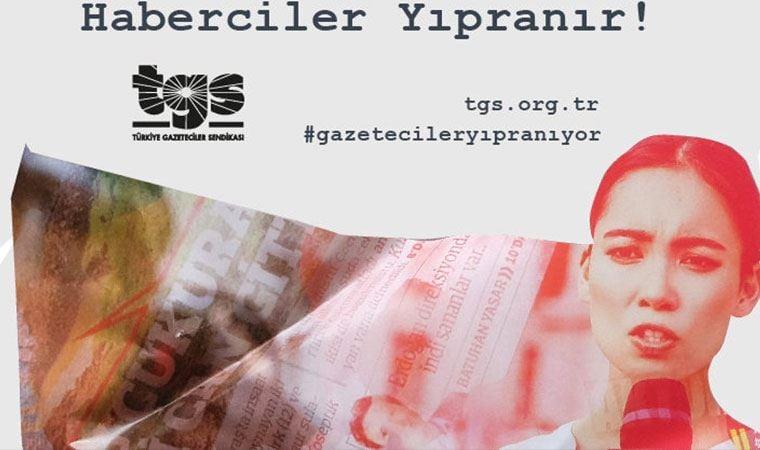 TGS'den yıpranma payında basın kartına tepki: Anayasa'ya aykırıdır