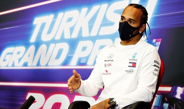 Lewis Hamilton 7 Şampiyonluğunun Ardından Açıklama - www.dergikafasi.com