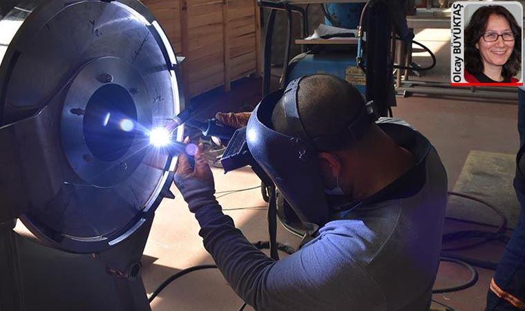 Metal işkolunda, geçen hafta eylülün son haftasına göre salgına yakalanan işçi sayısı 4'ekatlandı