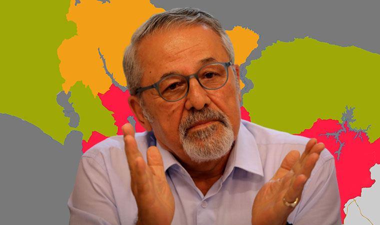 """Naci Görür'den 'İstanbul Depremi' açıklaması: """"Gerçekleşme olasılığı yüzde 64"""""""