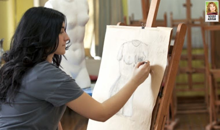 Genç sanatçılarda umut kalmamış!