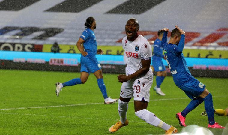 Avcı geldi, Trabzonspor kazandı