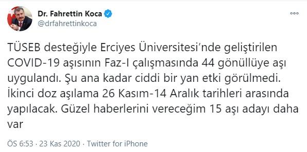 185818579 koca tweet