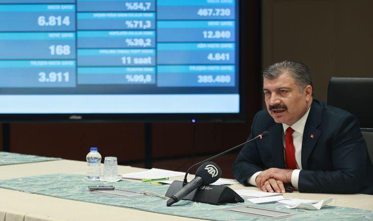 Koca uzun aradan sonra 'vaka' sayılarını açıkladı, siyasilerden ve STK'lerden tepki yağdı: Bakanlığınızın yüzü yok