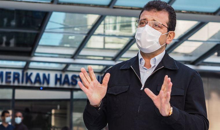 Ekrem İmamoğlu'ndan Fahrettin Koca'ya yanıt