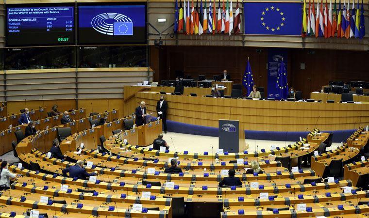 Avrupa Parlamentosu'ndan Türkiye'ye yaptırım talebi!