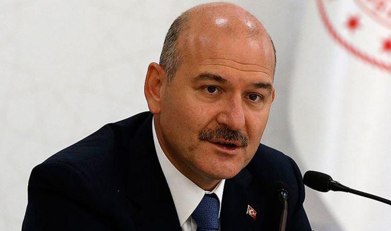 Süleyman Soylu ve HDP'liler arasında sert tartışma: ''Kral çıplak diyen herkes terörist''