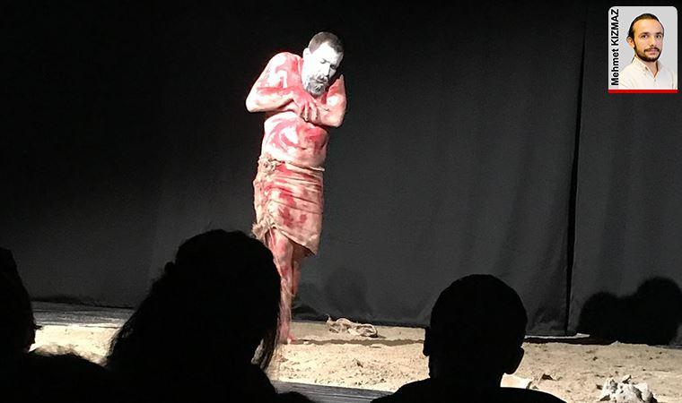 Hasankeyf'in kendi ağıdı, sahnede hesap soruyor!