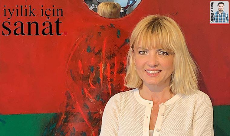 İyilik İçin Sanat Derneği Yönetim Kurulu Başkanı Selin Bozkurt'la konuştuk: Sanatçılar kaygılı